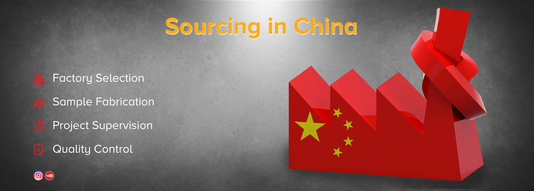 Sourcing product in China