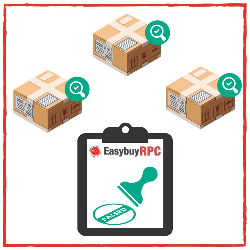 Easybuyrpc - Regroupement - echantillons